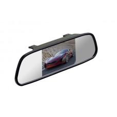 "Зеркало  INTERPOWER со встроенным монитором 4,3"""