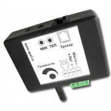 Аудиоадаптер для трекера