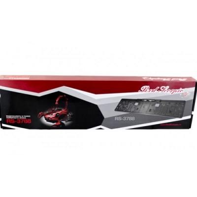 Red Scorpio RS-3788 камера в рамке номерного знака