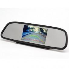 "Зеркало RM 042 со встроенным монитором 4.3"""