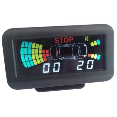 Парктроник с контролем слепых зон  сПАРК 4D-биЗОН