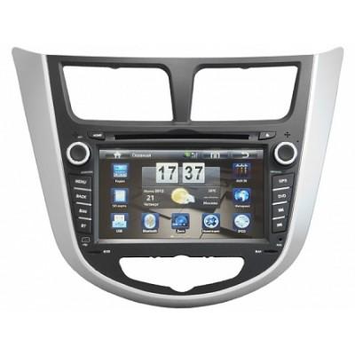 Hyundai Solaris /2010-2013