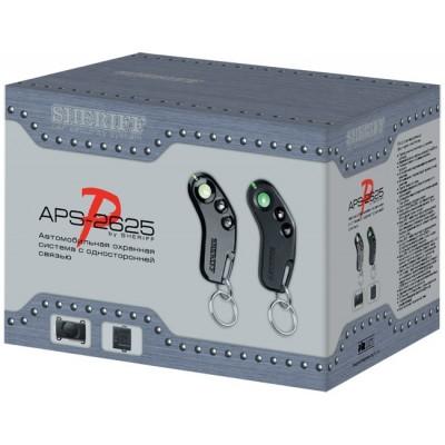 Автосигнализация  SERIFF-APS-2625