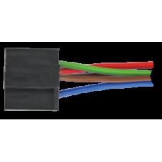 Колодка реле с проводами