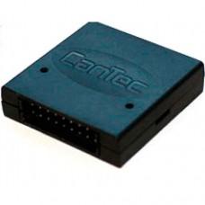 CANTEC-F1-универсальный адаптер шины CAN